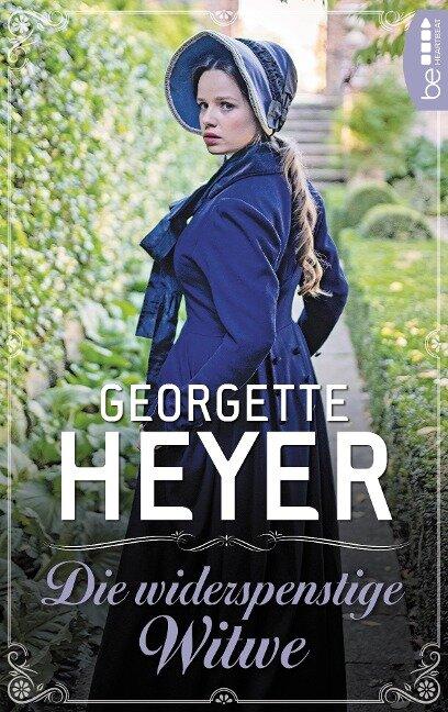 Die widerspenstige Witwe - Georgette Heyer