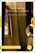 Minna von Barnhelm oder das Soldatenglück - Gotthold Ephraim Lessing