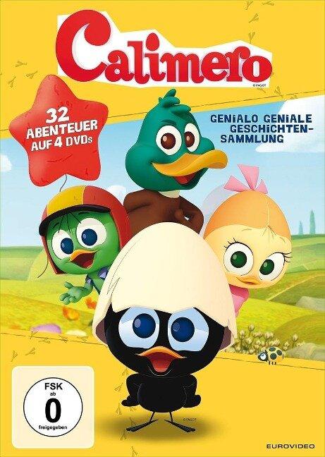 Calimero - Genialo geniale Geschichtensammlung -