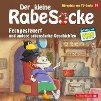 14: FERNGESTEUERT (HÖRSPIEL ZUR TV-SERIE) - Der Kleine Rabe Socke