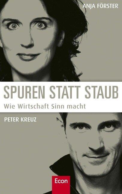 Spuren statt Staub - Anja Förster, Peter Kreuz