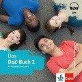 Das DaZ Buch 2. CD mit mp3-Audiodaten -