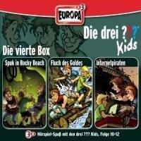 Die drei ??? Kids 3er Box. Folgen 10-12 (drei Fragezeichen) 3 CDs -
