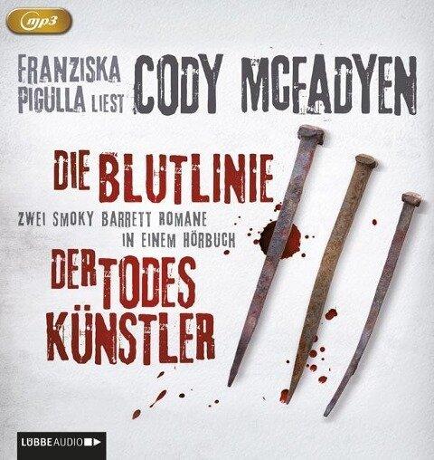 Die Blutlinie / Der Todeskünstler - Cody McFadyen
