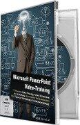 Microsoft PowerPoint-Video-Training - Norbert Schumann, Ilja Shkonda, René Winkelmann