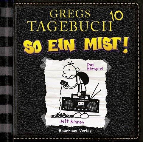 Gregs Tagebuch 10 - So ein Mist! -