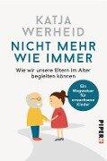 Nicht mehr wie immer - Katja Werheid