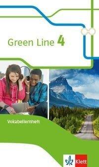 Green Line 4. Ausgabe Bayern. Vokabellernheft 8. Klasse -