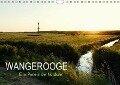 Wangerooge - Eine Perle in der Nordsee. (Wandkalender 2018 DIN A4 quer) - Frank Mitchell