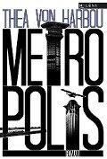 Metropolis - Thea von Harbou