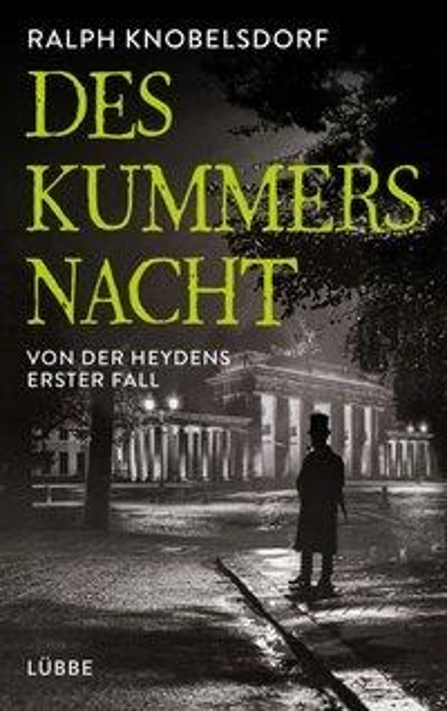 Des Kummers Nacht - Ralph Knobelsdorf