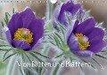 Von Blüten und Blättern (Wandkalender 2018 DIN A4 quer) - Siegart von Schlichting