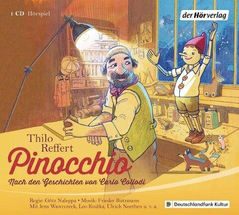 Pinocchio - Thilo Reffert, Carlo Collodi