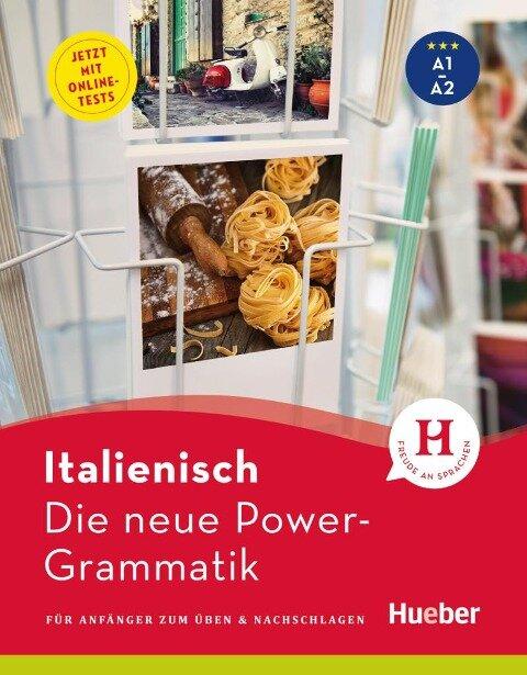 Die neue Power-Grammatik Italienisch - Anna Colella