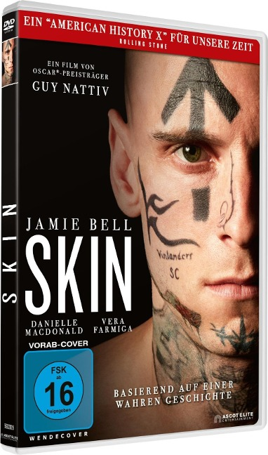 Skin. DVD -