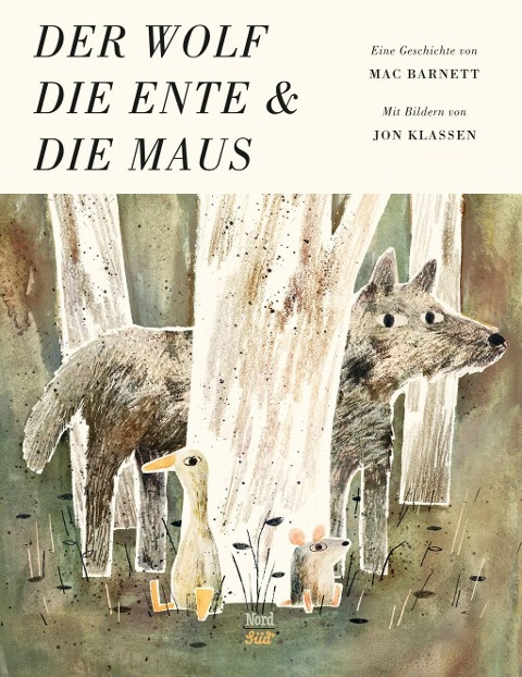 Der Wolf, die Ente und die Maus - Mac Barnett