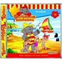 Benjamin Blümchen 015. im Urlaub. CD -