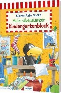 Der kleine Rabe Socke: Mein rabenstarker Kindergartenblock -