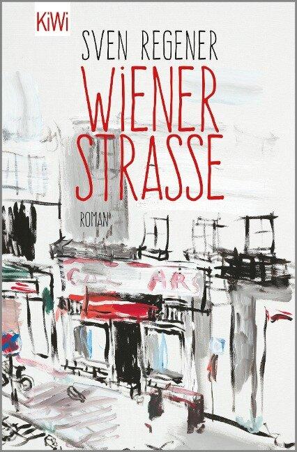 Wiener Straße - Sven Regener
