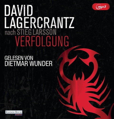 Verfolgung - David Lagercrantz