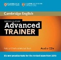Advanced Trainer Audio CDs (3) - Felicity Odell
