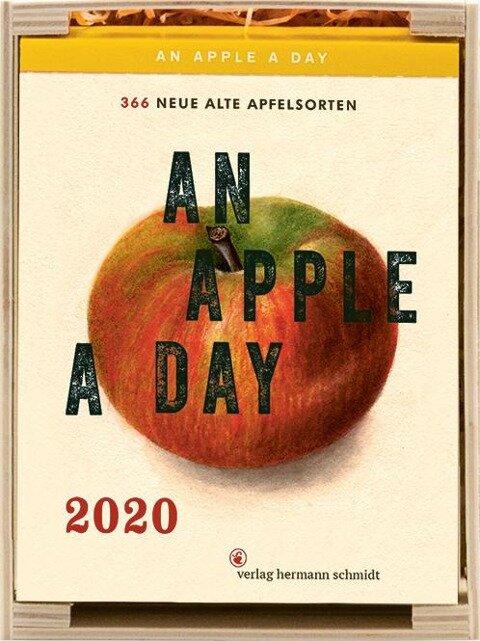 An Apple A Day Kalender 2020 - Jochen Rädeker