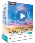 CyberLink PowerDVD 17 Standard. Für Windows 7/8/8.1/10 -