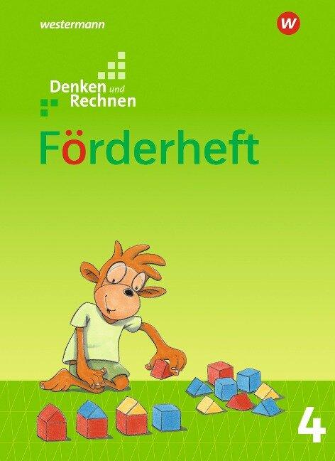 Denken und Rechnen 4. Förderheft. Allgemeine Ausgabe