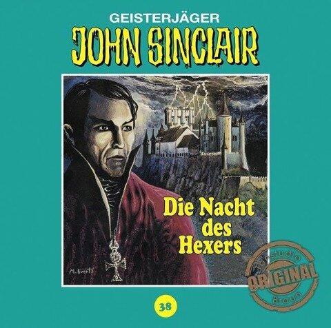 John Sinclair Tonstudio Braun - Folge 38 - Jason Dark