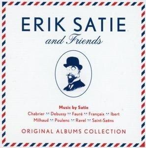 Erik Satie & Friends - Satie/Poulenc/Casadesus/Entremont/Previn
