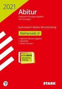 STARK Abiturprüfung BaWü 2021 - Mathematik Leistungsfach -