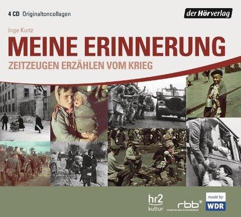 Meine Erinnerung - Inge Kurtz
