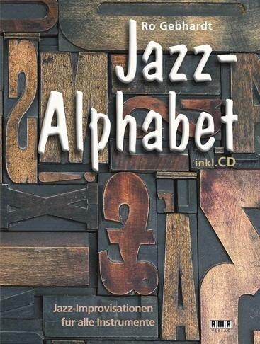 Jazz-Alphabet - Ro Gebhardt