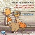 Rico, Oskar und das Herzgebreche - Das Hörspiel - Andreas Steinhöfel
