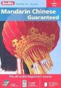 Mandarin Chinese Guaranteed: The All-Audio Beginner's Course - Qiuxia Shao, Xiaoxiao Jiao