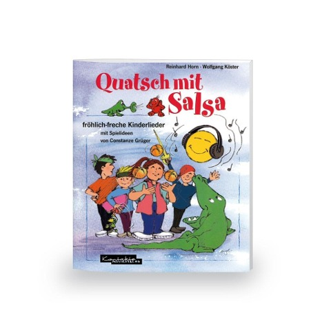 Quatsch mit Salsa. CD -