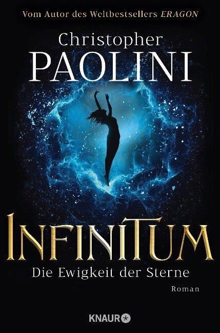 INFINITUM - Die Ewigkeit der Sterne - Christopher Paolini