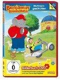 Benjamin Blümchen Bilderbuch-DVD: Mutmachgeschichten -