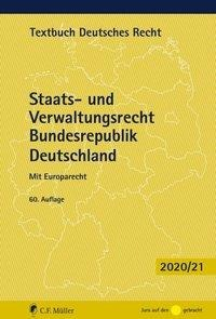 Staats- und Verwaltungsrecht Bundesrepublik Deutschland -