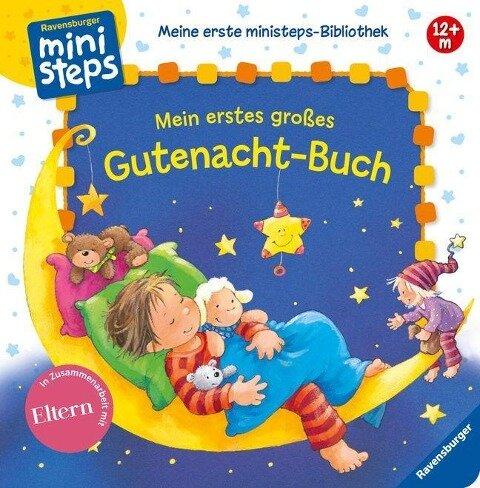 Mein erstes großes Gutenacht-Buch - Sandra Grimm