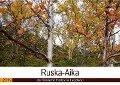 Ruska-Aika - der finnische Herbst in Lappland (Wandkalender 2019 DIN A2 quer) - Jaana Puschkeit