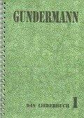 Liederbuch - Gerhard Gundermann