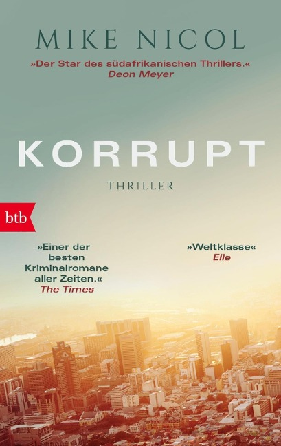 Korrupt - Mike Nicol