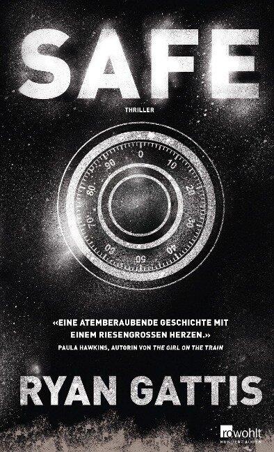 Safe - Ryan Gattis