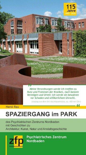 Spaziergang im Park - Hansi Rau