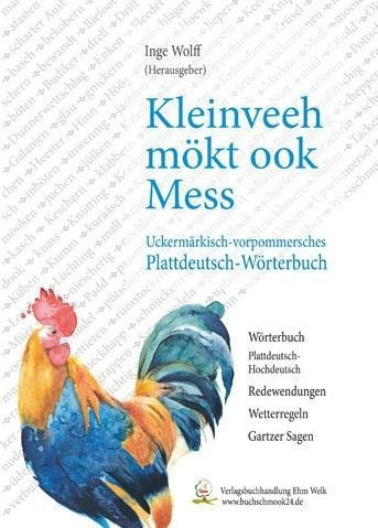 Kleinveeh mökt ook Mess - Inge Wolff