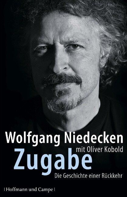 Zugabe - Wolfgang Niedecken