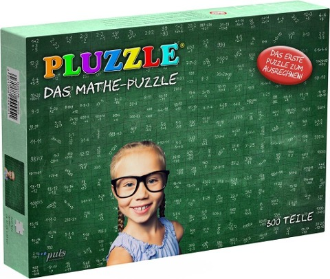 PLUZZLE - Das Mathe-Puzzle - Gerd Reger, Robert Herlet