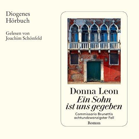 Ein Sohn ist uns gegeben - Donna Leon