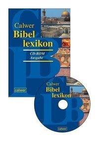 Calwer Bibellexikon CD-ROM-Ausgabe -